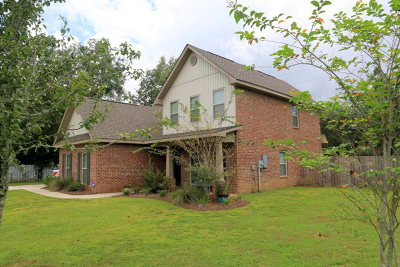Foley Single Family Home For Sale: 208 Oxford Way