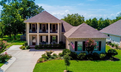 Fairhope Single Family Home For Sale: 17636 Burwick Loop