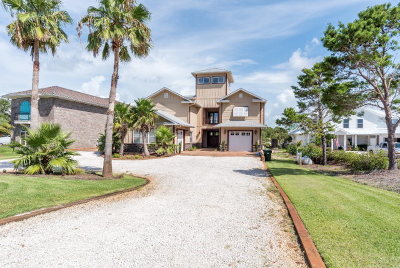 Orange Beach Single Family Home For Sale: 32375 River Road