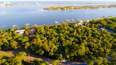 Pensacola, Perdido Key, Jay, Navarre Residential Lots & Land For Sale: 14735 Innerarity Point Rd