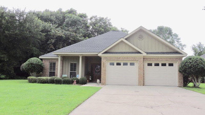 Loxley Single Family Home For Sale: 27941 Yorkshire Dr