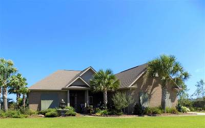 Gulf Shores Single Family Home For Sale: 642 Royal Troon Circle