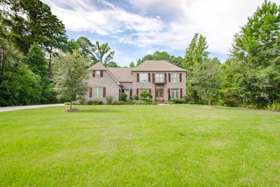 Fairhope Single Family Home For Sale: 17194 Polo Ridge Blvd