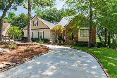 Fairhope Single Family Home For Sale: 113 Wedge Loop