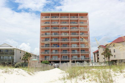 Gulf Shores Condo/Townhouse For Sale: 433 W Beach Blvd #801