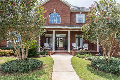 Robertsdale Single Family Home For Sale: 34354 Magnolia Farms Rd