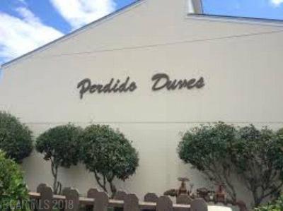 Condo/Townhouse For Sale: 27070 Perdido Beach Blvd #10