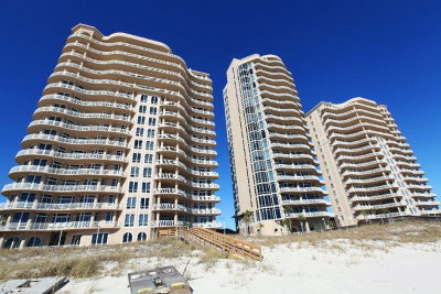 Condo/Townhouse For Sale: 14237 Perdido Key Dr #5E