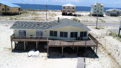 Baldwin County Single Family Home For Sale: 2632 West Beach Blvd