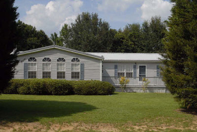 Robertsdale Single Family Home For Sale: 18695 Bull Springs Road