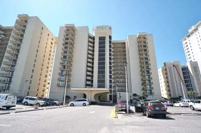 Gulf Shores, Orange Beach Condo/Townhouse For Sale: 24132 Perdido Beach Blvd #1153