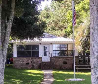 Orange Beach Single Family Home For Sale: 4851 Bay Circle