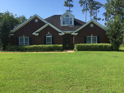 Foley Single Family Home For Sale: 8505 Palmetto Way