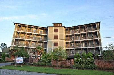 Gulf Shores AL Condo/Townhouse For Sale: $319,000