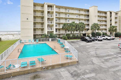 Gulf Shores Condo/Townhouse For Sale: 421 E Beach Blvd #157