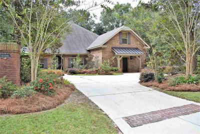 Fairhope Single Family Home For Sale: 1 Greenbrier Lane