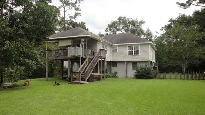 Foley Single Family Home For Sale: 7615 Kopf Ln