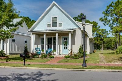 Gulf Shores Single Family Home For Sale: 2624 Arcadia Street