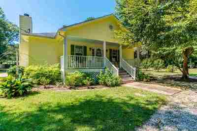 Magnolia Springs Single Family Home For Sale: 12151 Rock St
