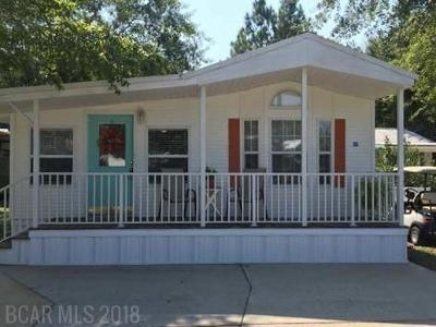 Elberta Single Family Home For Sale: 24711 County Road 20 #A-25