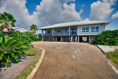 Gulf Shores Single Family Home For Sale: 2456 W Beach Blvd