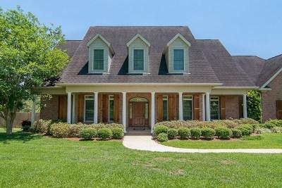 Fairhope Single Family Home For Sale: 12878 Saddlebrook Circle