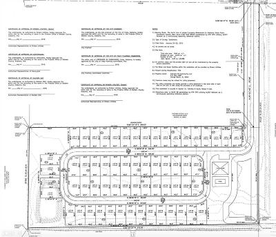 Foley Residential Lots & Land For Sale: Land 21240 Miflin Rd