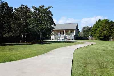 Orange Beach Single Family Home For Sale: 4855 Burkart Drive