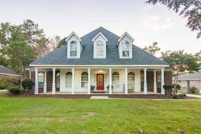Daphne Single Family Home For Sale: 30625 Laurel Ct
