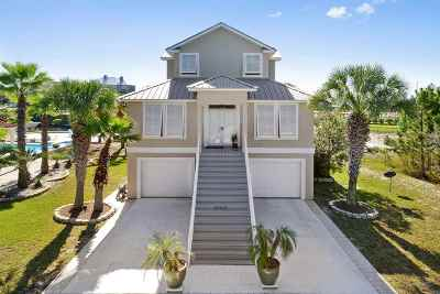Ono Island Single Family Home For Sale: 30102 Ono Blvd