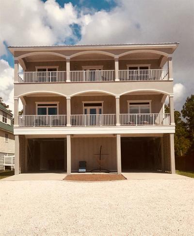 Orange Beach Single Family Home For Sale: 4139 Harbor Road