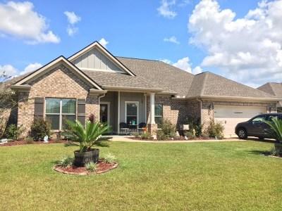 Daphne Single Family Home For Sale: 8908 Bainbridge Drive
