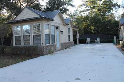 Orange Beach Single Family Home For Sale: 28888 Canal Road #4