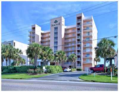 Gulf Shores Condo/Townhouse For Sale: 1117 W Beach Blvd #704