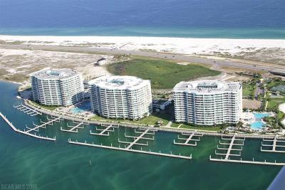 Orange Beach Condo/Townhouse For Sale: 28107 Perdido Beach Blvd #802D