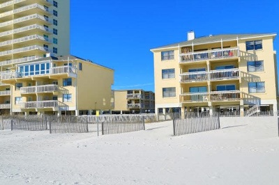 Gulf Shores Condo/Townhouse For Sale: 913 W Beach Blvd #33