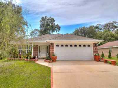 Foley Single Family Home For Sale: 139 Cluster Oaks Court