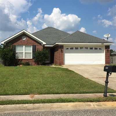 Foley Single Family Home For Sale: 16695 Vanilla Drive