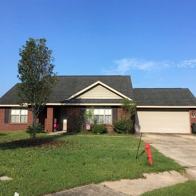 Foley Single Family Home For Sale: 8885 Shoenight Cir