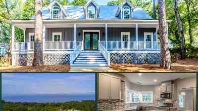 Fairhope Single Family Home For Sale: 7365 J V Cummings Drive