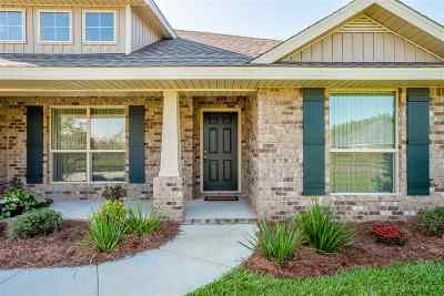 Foley Single Family Home For Sale: 16694 Tyson Dr