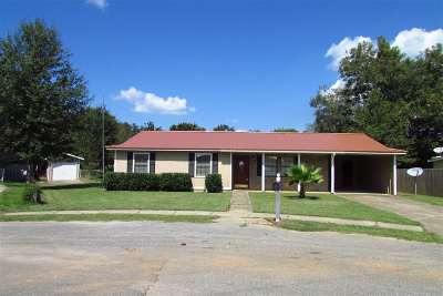 Foley Single Family Home For Sale: 512 Carol Ann Court