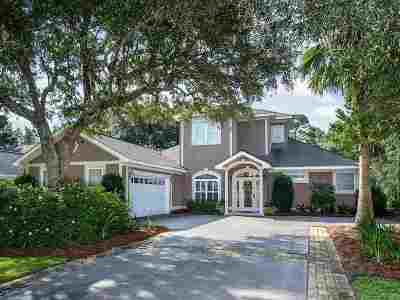 Gulf Shores Single Family Home For Sale: 13 Lagoon Dr