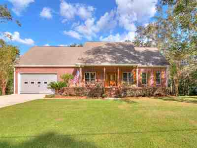 Single Family Home For Sale: 9580 Clarke Ridge Road