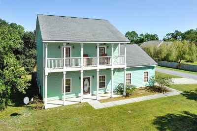 Gulf Shores Single Family Home For Sale: 1912 Middle Brigadooon Tr