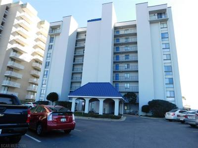 Condo/Townhouse For Sale: 24036 Perdido Beach Blvd #8 D