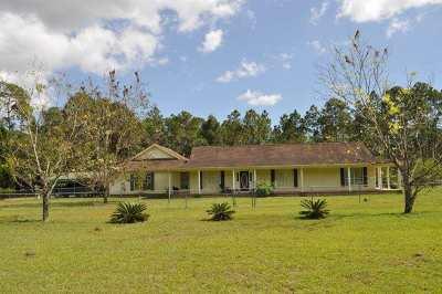Elberta Single Family Home For Sale: 10655 Shady Lane
