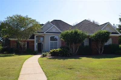 Daphne Single Family Home For Sale: 25902 Royalty Drive
