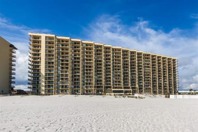 Condo/Townhouse For Sale: 24400 Perdido Beach Blvd #211