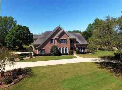 Gulf Shores Single Family Home For Sale: 3708 Turnberry Dr